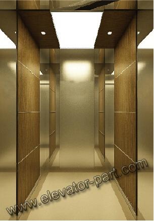 Elevator Car Decoration China Lift Cabin Decoration