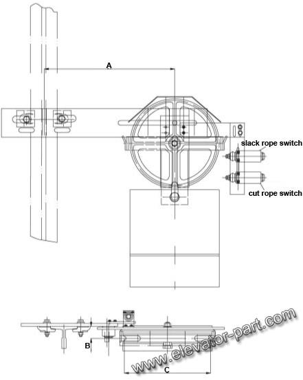 otis electric traction elevator otis wiring diagram free