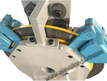 Sunny Plus Lift Motor Machine, Kone Elevator Traction Machine Supplier